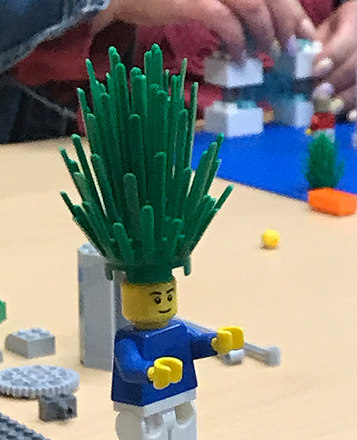 Workshop - LEGO® SERIOUS PLAY® Methode